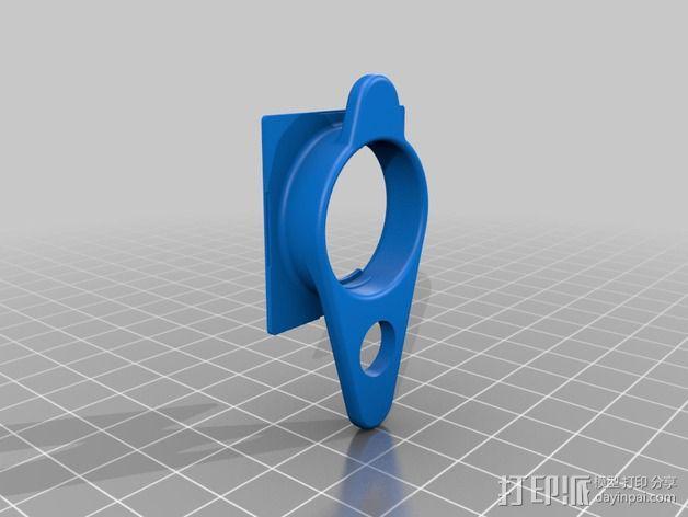 镜头盖 3D模型  图9