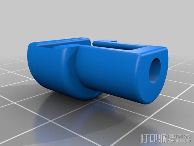 镜头盖 3D模型  图10