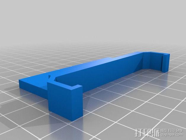 Nexus 4手机架 3D模型  图2