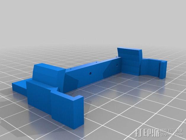 Nexus 4手机架 3D模型  图7