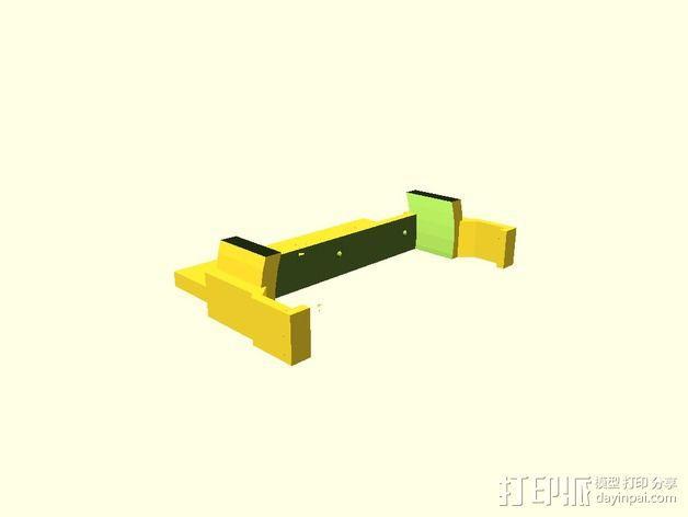 Nexus 4手机架 3D模型  图8