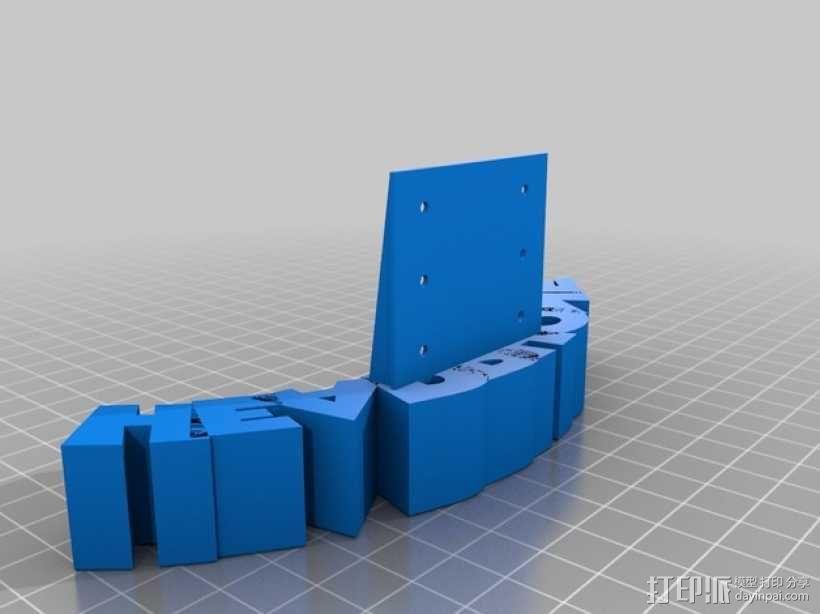 绕线器 3D模型  图3