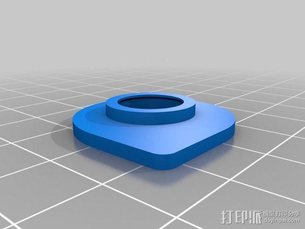 iPhone 5s 滤镜 3D模型  图2