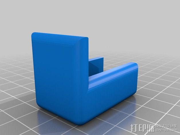 ipad2支架 3D模型  图3