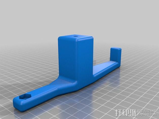ipad2支架 3D模型  图5