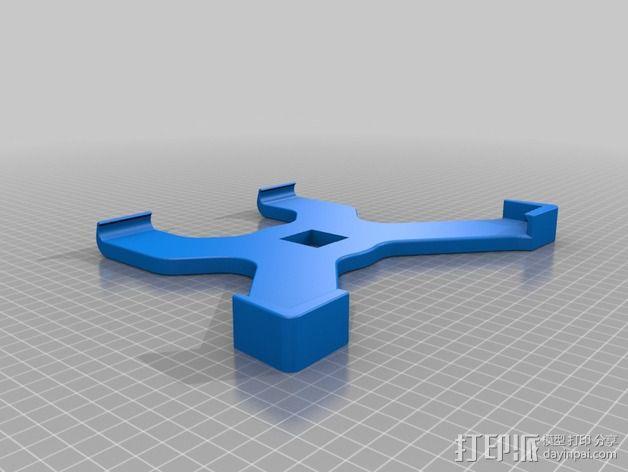 ipad2支架 3D模型  图6
