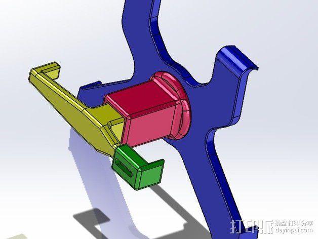 ipad2支架 3D模型  图7