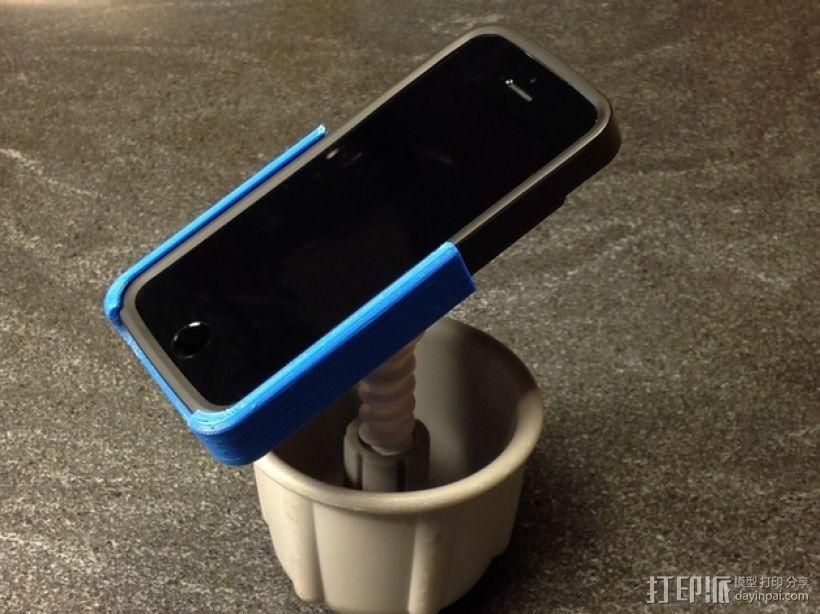 iPhone手机座 3D模型  图1