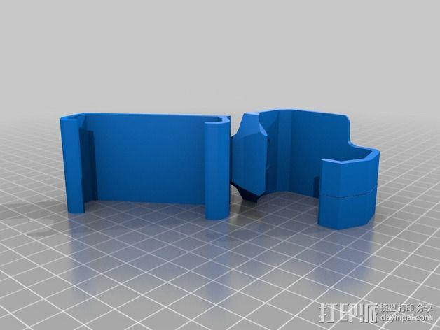 游戏夹 3D模型  图2
