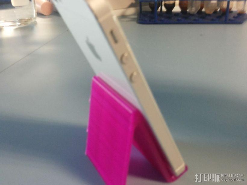 Iphone 手机座 3D模型  图3