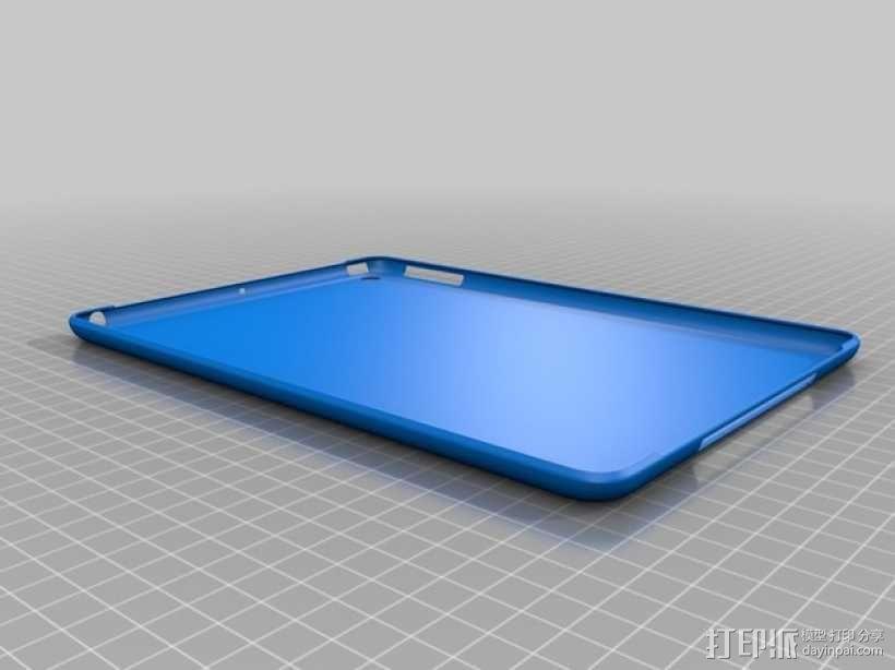 iPad Air保护壳 3D模型  图1