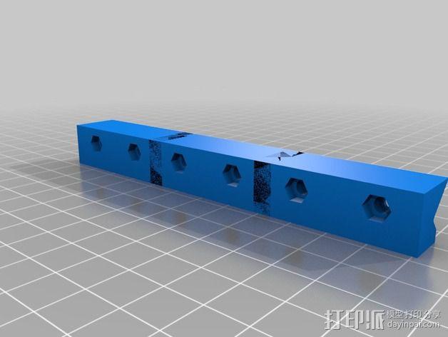 sony SAL70200G手柄 3D模型  图2