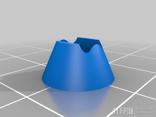 Galaxy Note 10.1手写笔 3D模型  图4