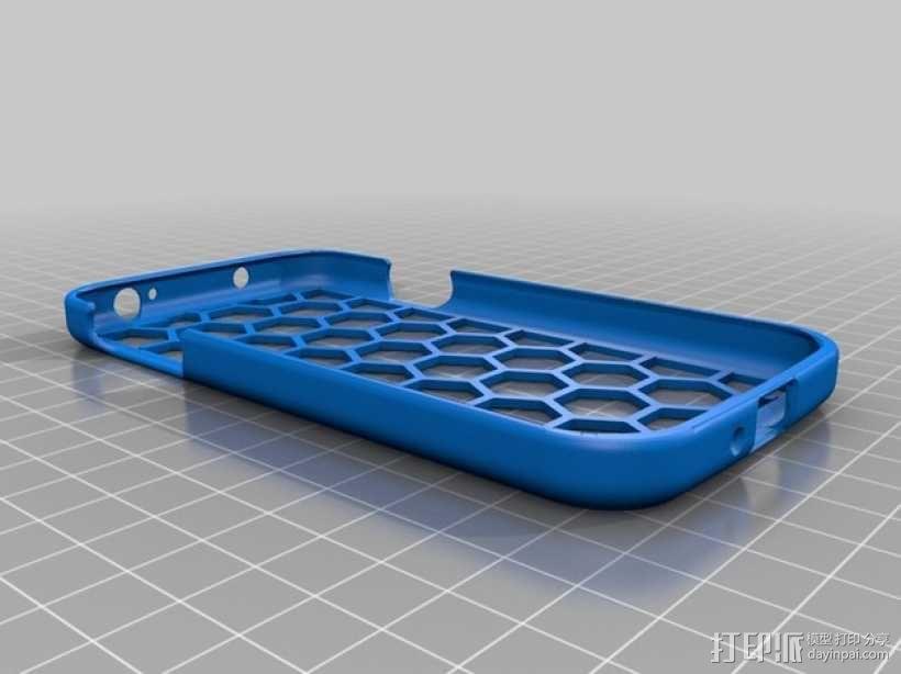 Galaxy S4手机壳 3D模型  图1