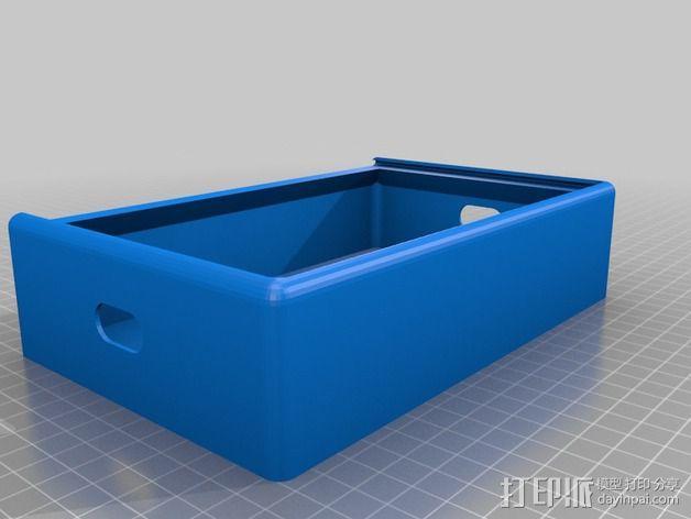 充电站 3D模型  图3