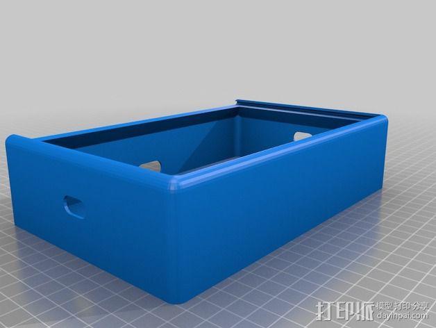 充电站 3D模型  图2
