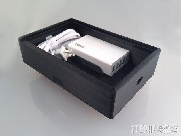 充电站 3D模型  图6