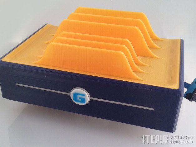 充电站 3D模型  图13