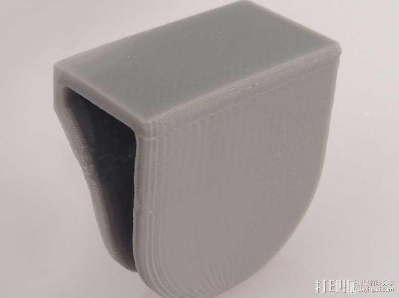 摄像头遮挡器 3D模型  图1
