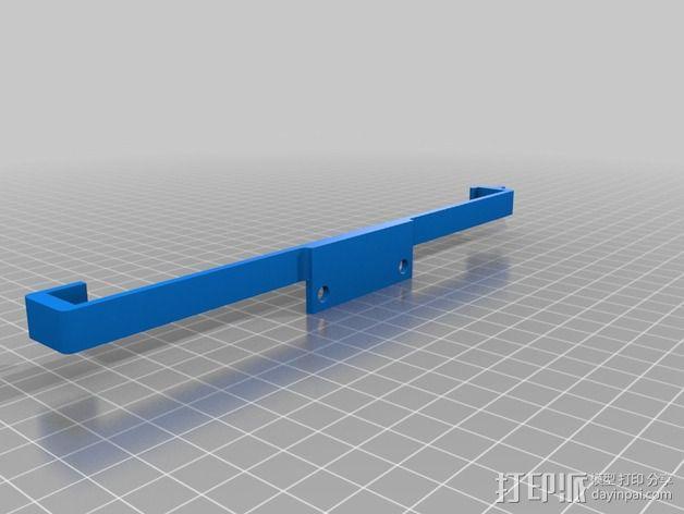 大型支架 3D模型  图3