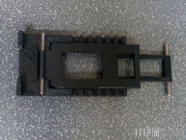 平板电脑支架 3D模型  图7