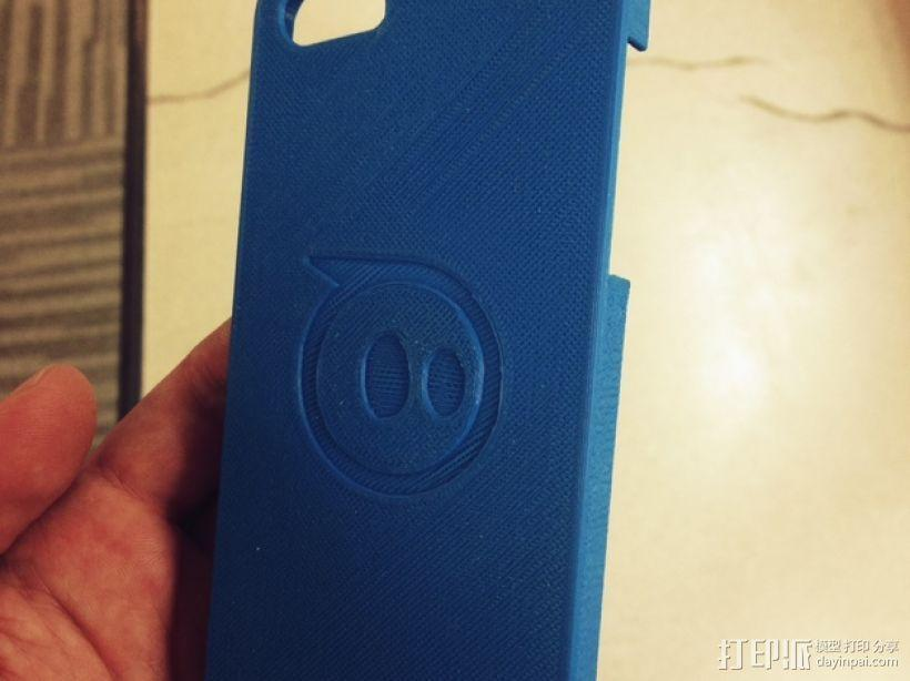 iPhone 5/5S手机壳 3D模型  图1