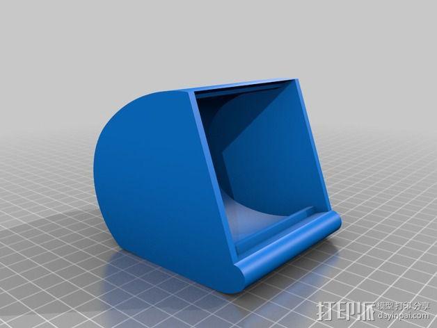 演讲者BF45 3D模型  图7