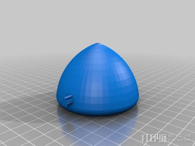 扩音器 3D模型  图7