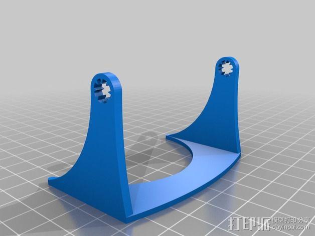 扩音器 3D模型  图9