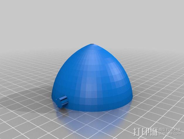 扩音器 3D模型  图8
