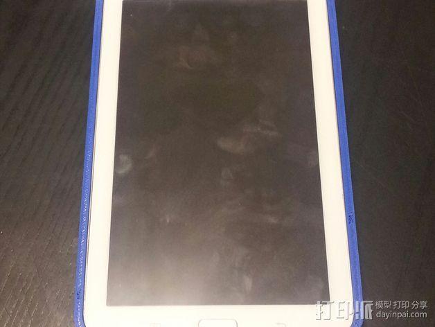 Samsung Galaxy tab手机壳 3D模型  图1