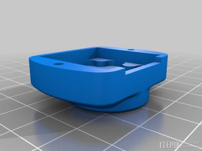 照相机支架 3D模型  图4