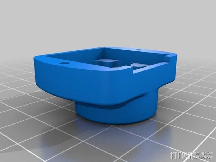 照相机支架 3D模型  图5