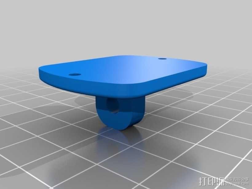 照相机支架 3D模型  图6