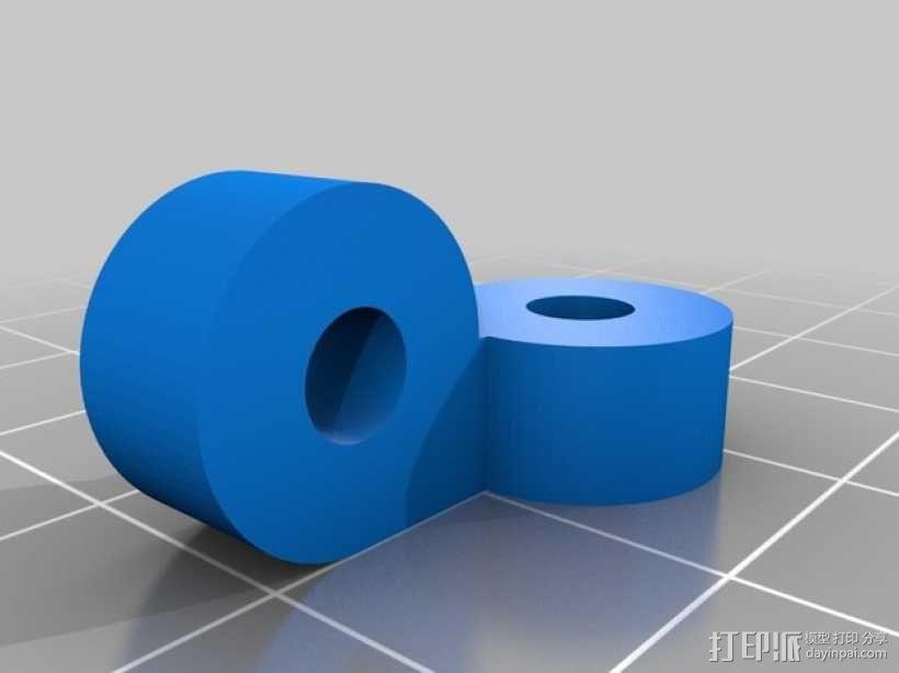 照相机支架 3D模型  图7