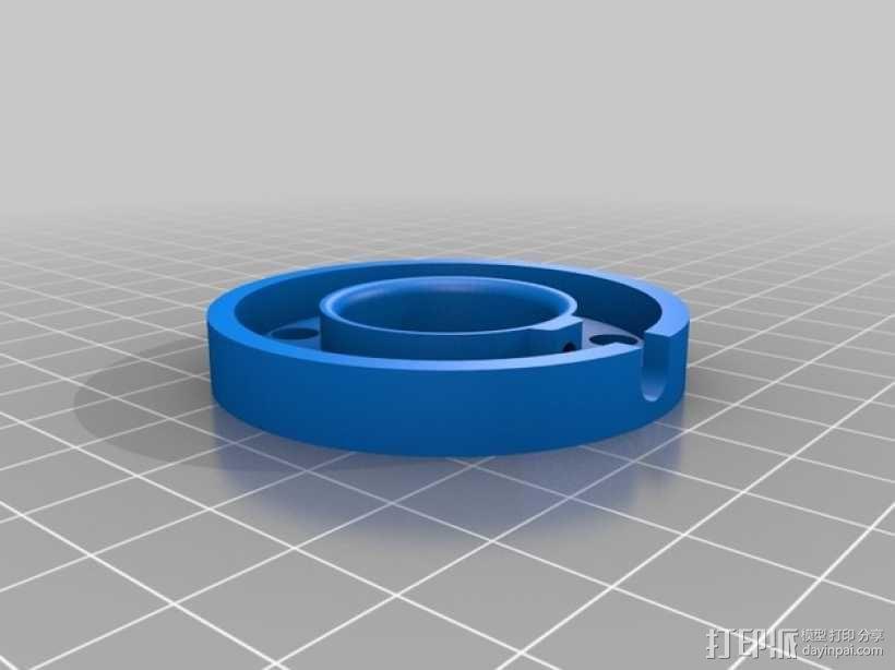 照相机支架 3D模型  图10