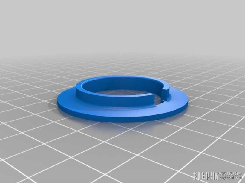 照相机支架 3D模型  图11
