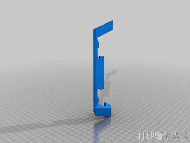 平板电脑支架 3D模型  图2