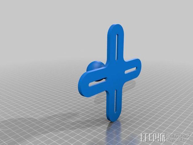 NOTE 2多功能支架 3D模型  图5