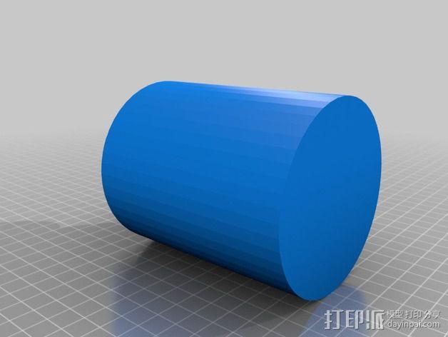 NOTE 2多功能支架 3D模型  图8