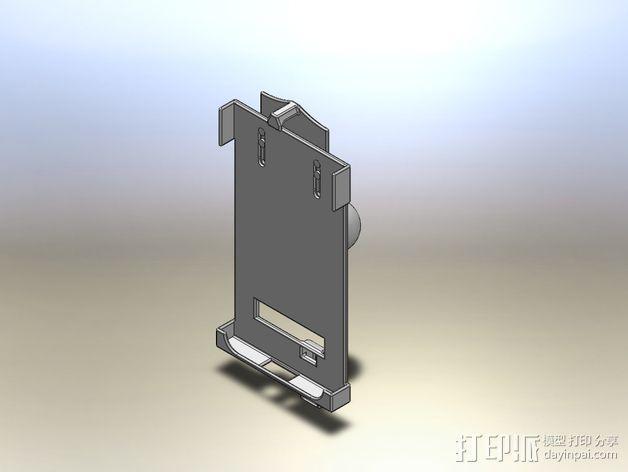 NOTE 2多功能支架 3D模型  图10