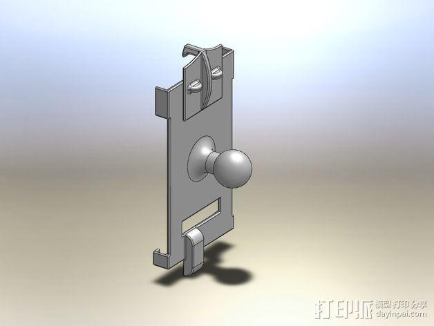 NOTE 2多功能支架 3D模型  图11