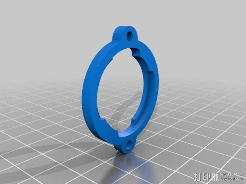 吊环 3D模型  图1