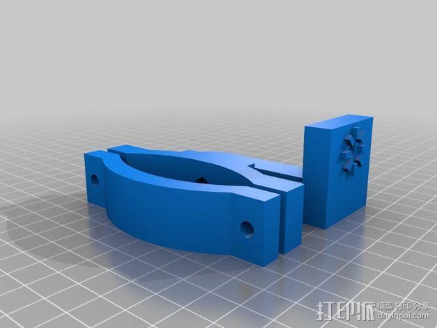 照相机把手 3D模型  图9