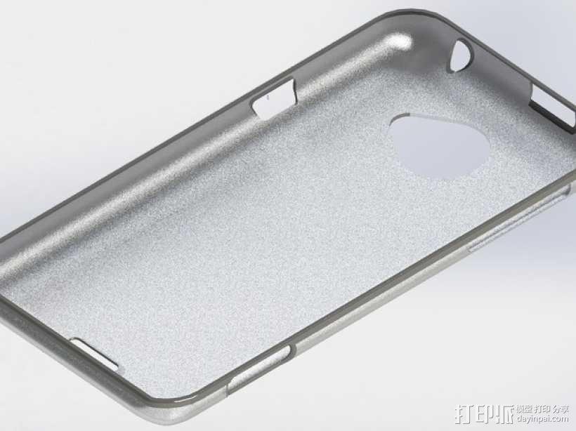 HTC Evo 4G 手机壳 3D模型  图4