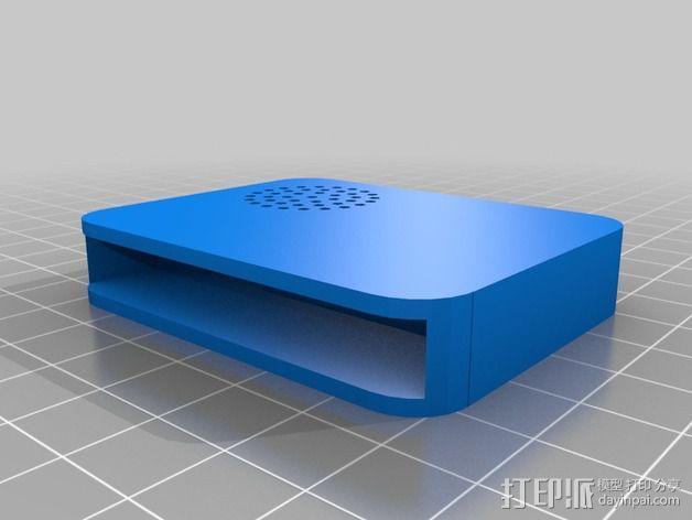 iPhone扬声器 3D模型  图2