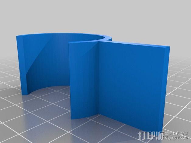 自行车控制器 3D模型  图6