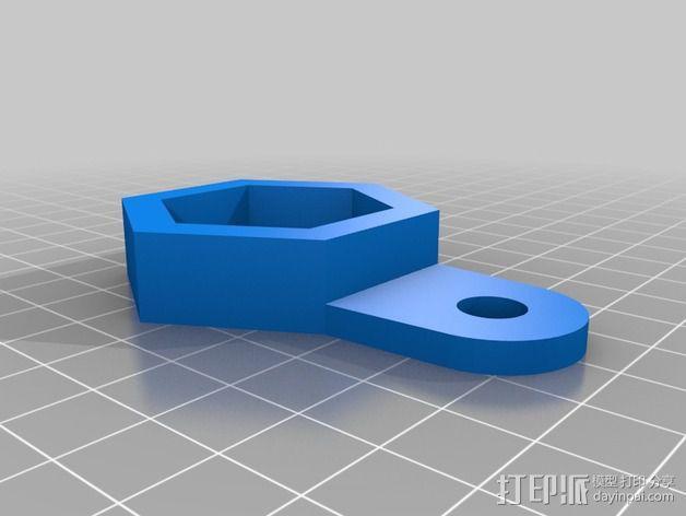 自行车控制器 3D模型  图5