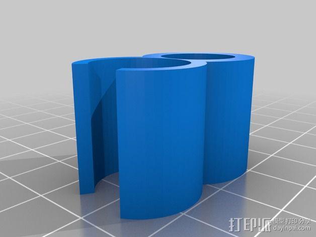 自行车控制器 3D模型  图7