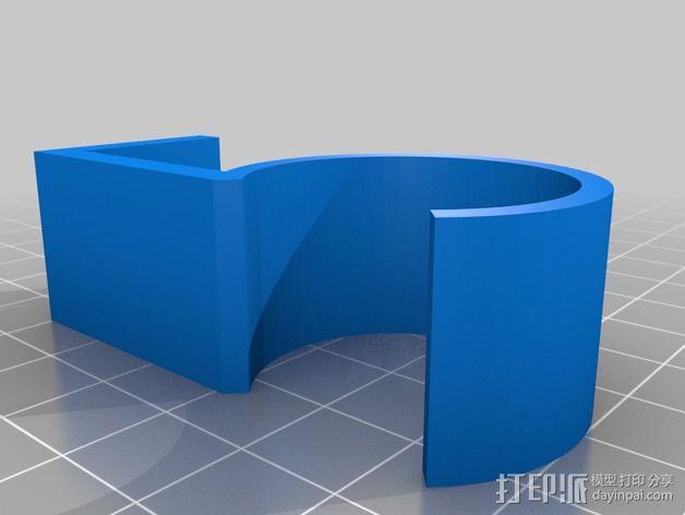 自行车控制器 3D模型  图8